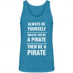 Always Be A Pirate Tank