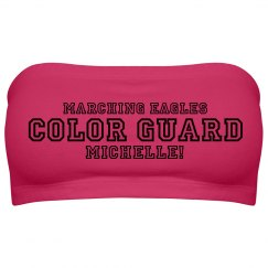 Color Guard Marching Camp