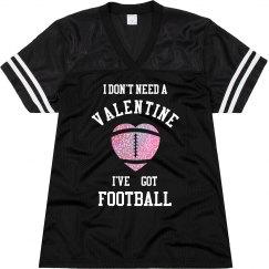 Football Valentine