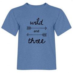 Wild and three