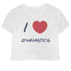 Gymnastics lover!