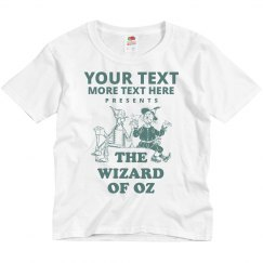 Camp Wizard of Oz