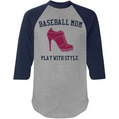 Play baseball with style
