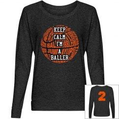 Keep Calm I'm a Baller