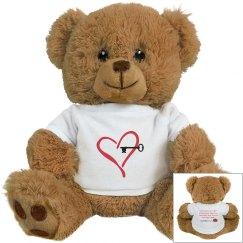 Love is the Key Bear