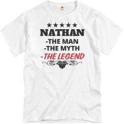 Nathan - The Man!