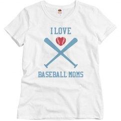 Baseball Moms