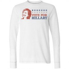 glitter vote hillary clinton