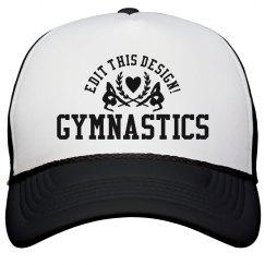 Create Your Own Gymnastics Hat