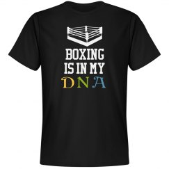 Boxing is in my DNA