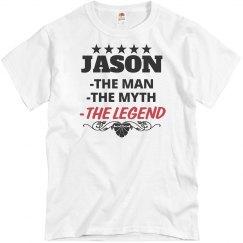 Jason - The Man!