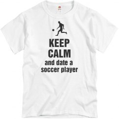 Date a soccer player