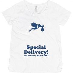 Special Delivery Baby Boy