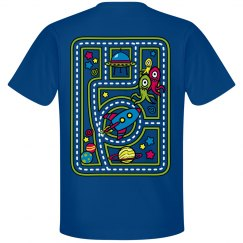Play Mat Tee For Dad