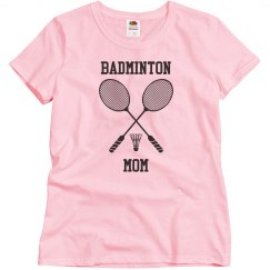 Badminton Mom