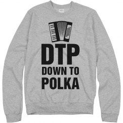 Accordion Down To Polka