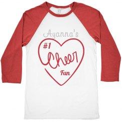 Heart cheer fan