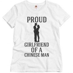 Proud chinese girlfriend