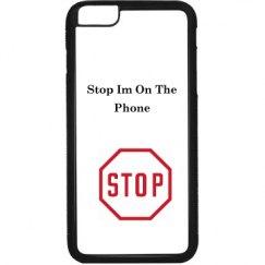 stop phone case