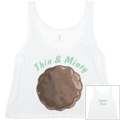 Thin Mint Cookie Girl