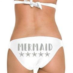 Mermaid Starfish Bikini Bottom