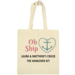 Oh Ship Nautical Hangover Kit