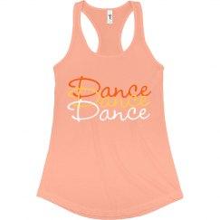 Dance Color Tank