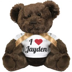 I love Jayden