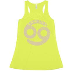 Distressed Cancer Zodiac