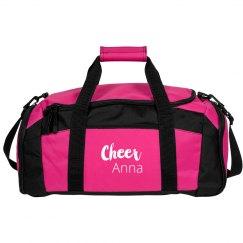 Custom Cheer Girl Bag