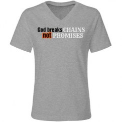God Breaks Chains
