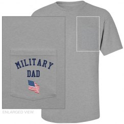 Military dad