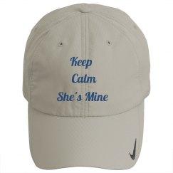 Keep calm shes mine