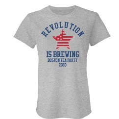 Revolution is Brewing