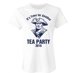 It's About Time Tea Party
