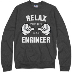 Relax I'm an engineer