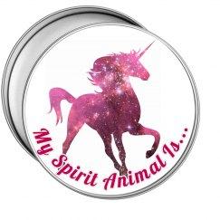 Space Unicorn Tin