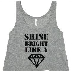 ShineBrightLike<> Tee