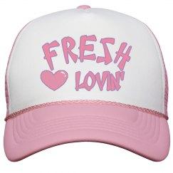 Fresh Lovin' Cap