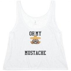 Oh my mustache