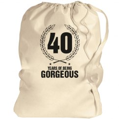 40 years of being Gorgeous
