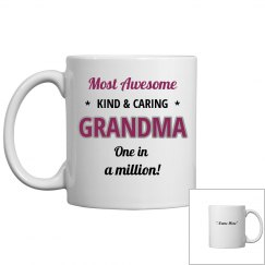 Most awesome grandma