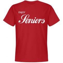 Seniors Cola Red