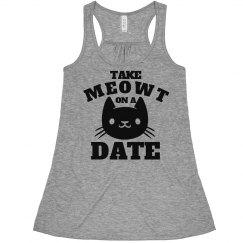 Cat Pun Take Meowt