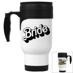 Bride Look Engaged? Travel Mug