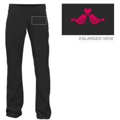 Lovebirds Yoga Pants