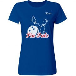Pin Pals Team Shirt