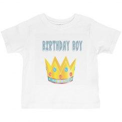 Birthday Boy Tee