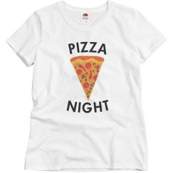 Pizza Night Shirt