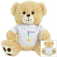 Reiki  bear Distance heal